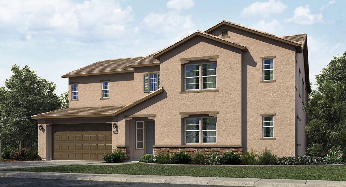 Ridgefield At WestPark New Homes For Sale 721000 5 BR 35 BA 4008 Wyman Way Roseville CA 95747