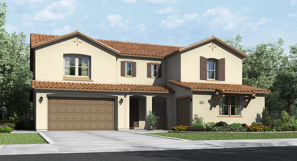 Single Family for Sale at Ridgefield At Westpark - The Savannah - Plan 4253 4048 Wyman Way Roseville, California 95747 United States