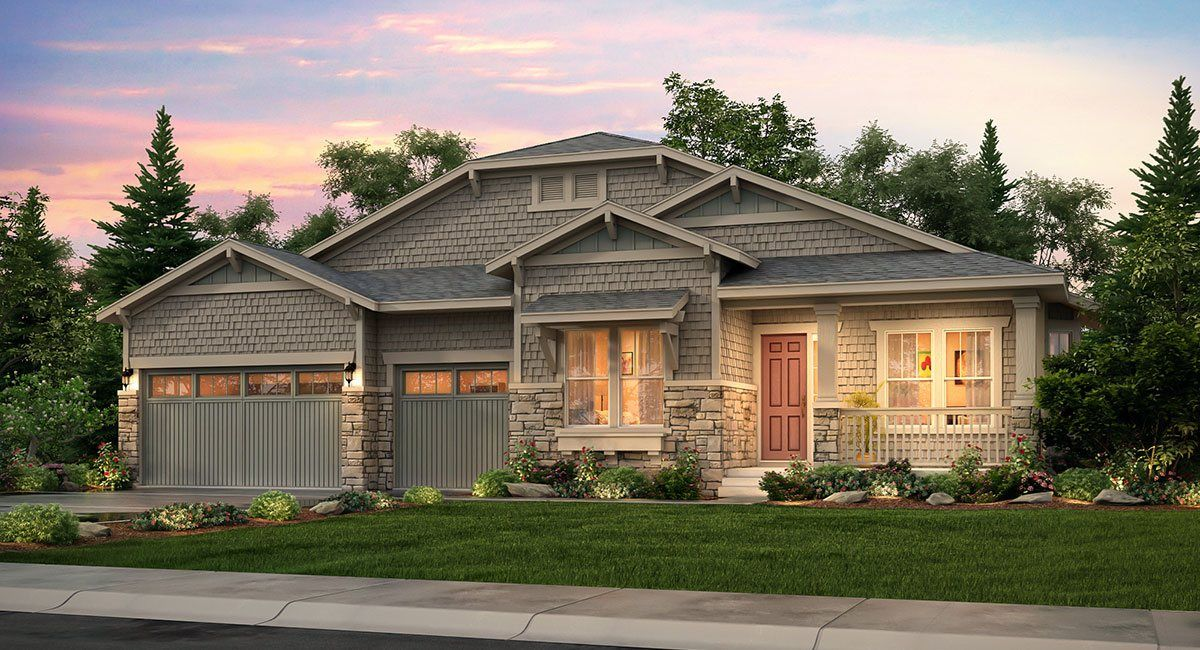 Single Family for Sale at Heritage Todd Creek: The Legends Collection - Watson 8052 E. 151st Place Thornton, Colorado 80602 United States