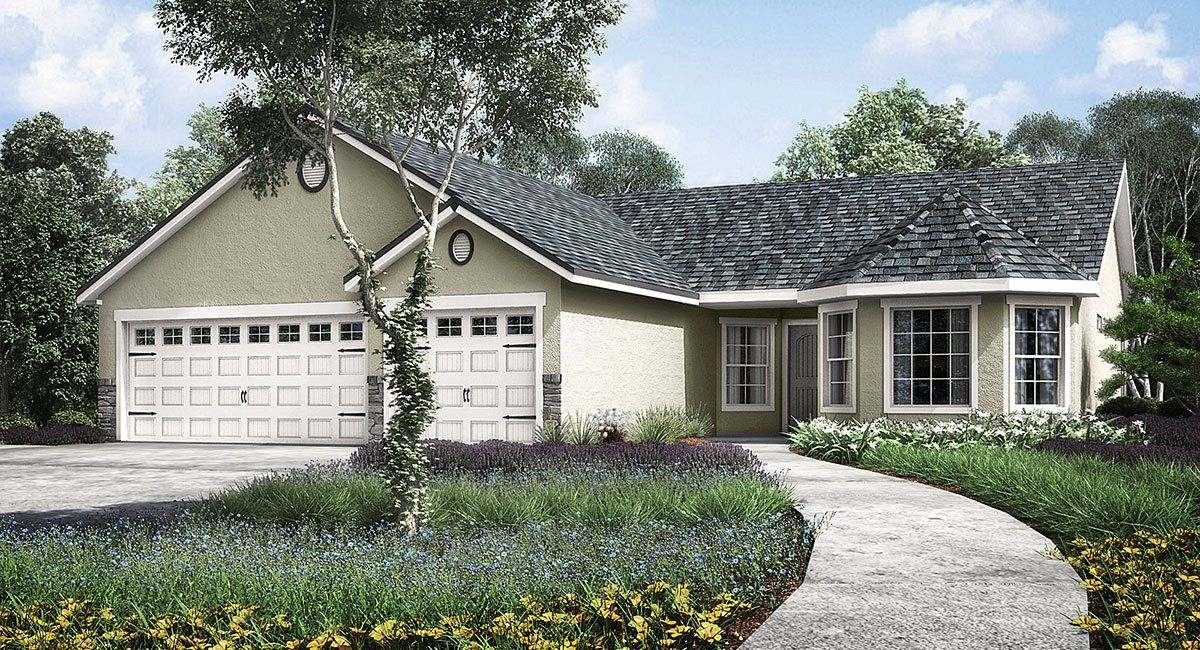 Single Family for Sale at Stonehaven - Cambridge Collection - Yale X 491 Rosewood Avenue Sanger, California 93657 United States