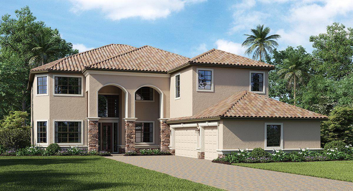 Single Family for Sale at Gran Paradiso: Estate Homes - Colonade Grand 20061 Galleria Blvd Venice, Florida 34293 United States