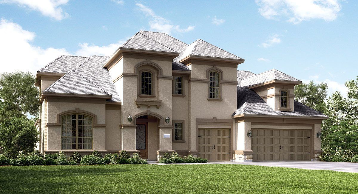 Single Family for Sale at Reserve At Clear Lake City: Kingston Collection - Ridgefield 13439 Travis Heights Lane Houston, Texas 77059 United States