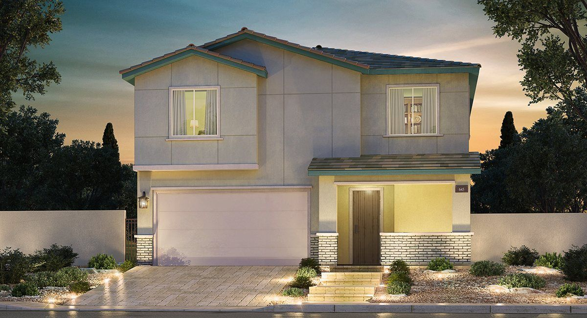 lennar rose ridge lavender series verbena home within a home 1351596 henderson nv new