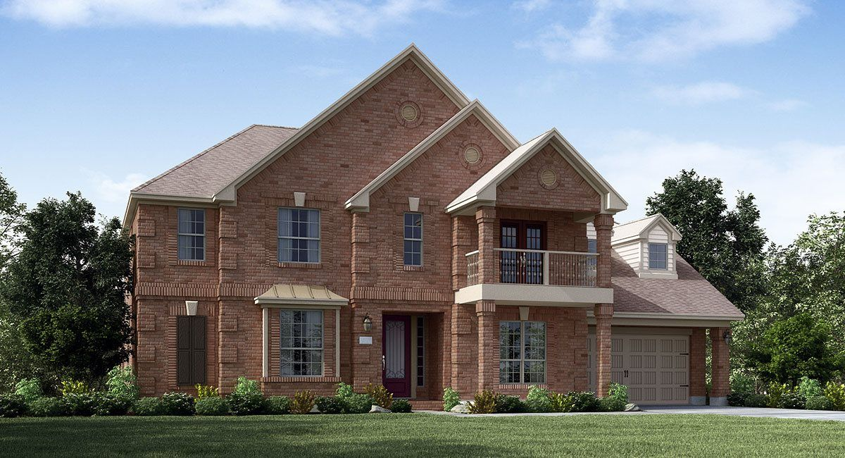 Single Family for Sale at Reserve At Clear Lake City - Classic, Kingston And Wentworth - Bach 5711 Balcones Ridge Lane Houston, Texas 77059 United States