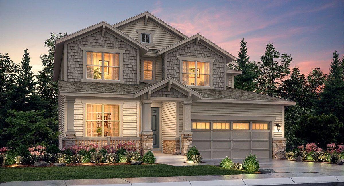 Single Family for Sale at Ashbrook 2296 Provenance Street Longmont, Colorado 80504 United States