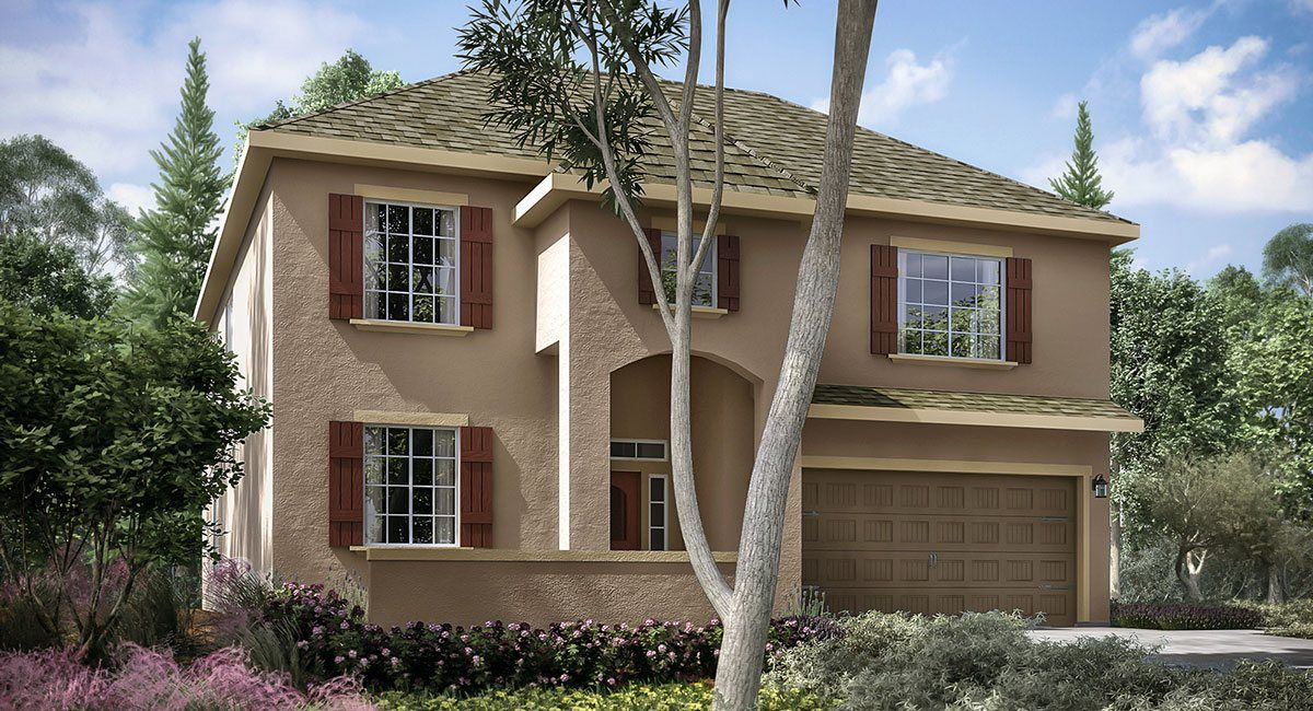 Single Family for Sale at Ellingsworth: Chateau Series - Chevalier S 2165 Agua Dulce Ave Clovis, California 93619 United States