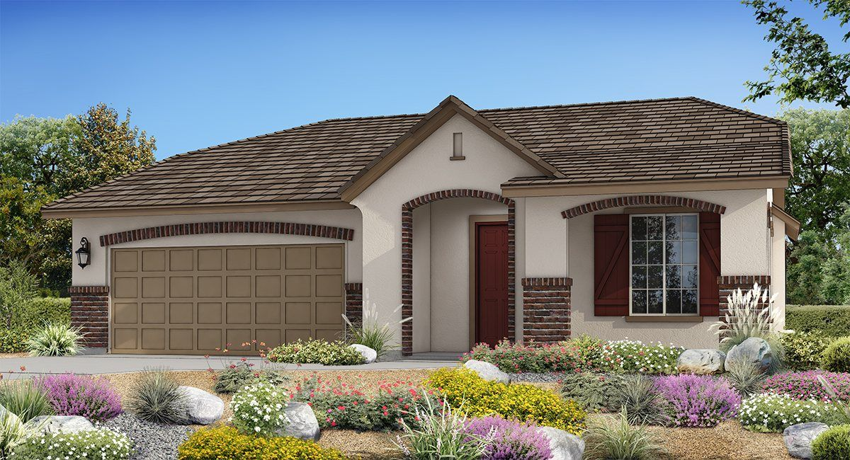 Single Family for Sale at The Woodlands: Arbor Heights - Residence One 443 Sequoia Ave. Simi Valley, California 93065 United States