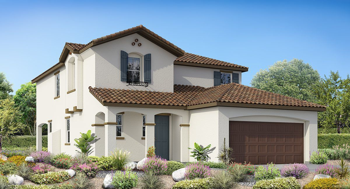 Single Family for Sale at The Woodlands: Arbor Heights - Residence Two 443 Sequoia Ave. Simi Valley, California 93065 United States