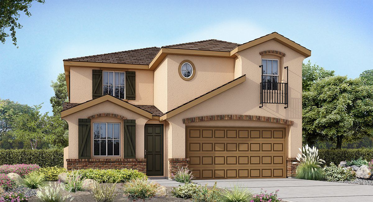 Single Family for Sale at The Woodlands: Arbor Heights - Residence Four 443 Sequoia Ave. Simi Valley, California 93065 United States