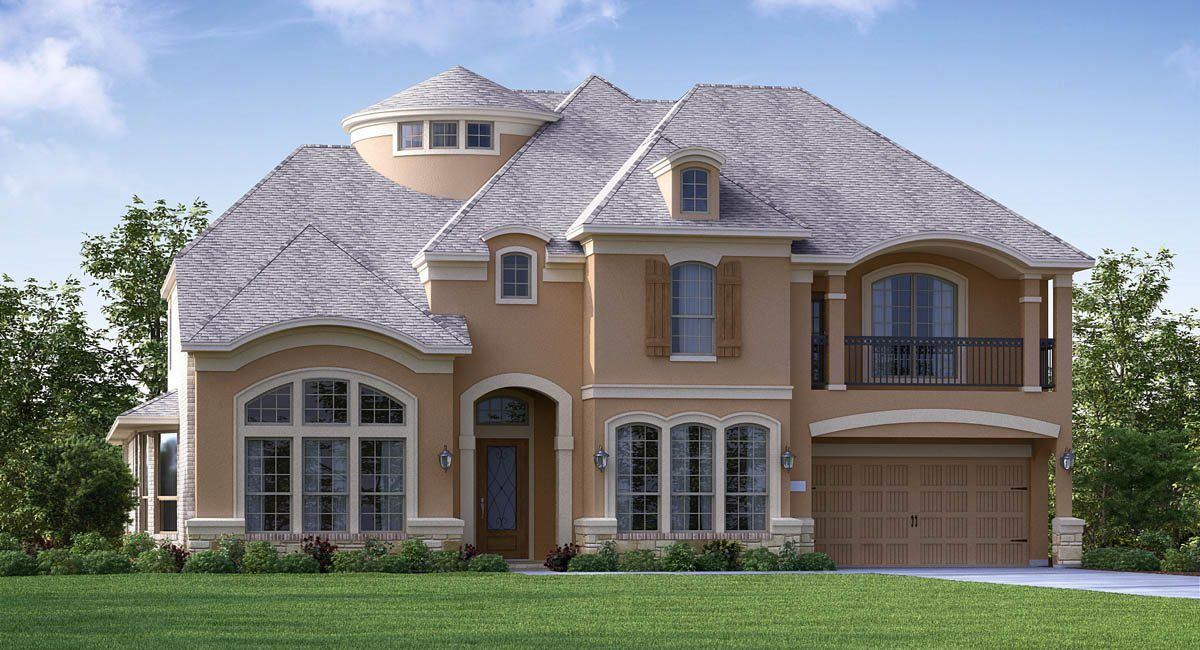 Single Family for Sale at Reserve At Clear Lake City : Classic, Kingston And Wentworth - Stanton 5711 Balcones Ridge Lane Houston, Texas 77059 United States