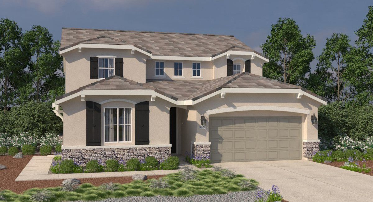 Single Family for Sale at The Grove - 3162 Next Gen By Lennar 2025 Citron Court Redlands, California 92374 United States