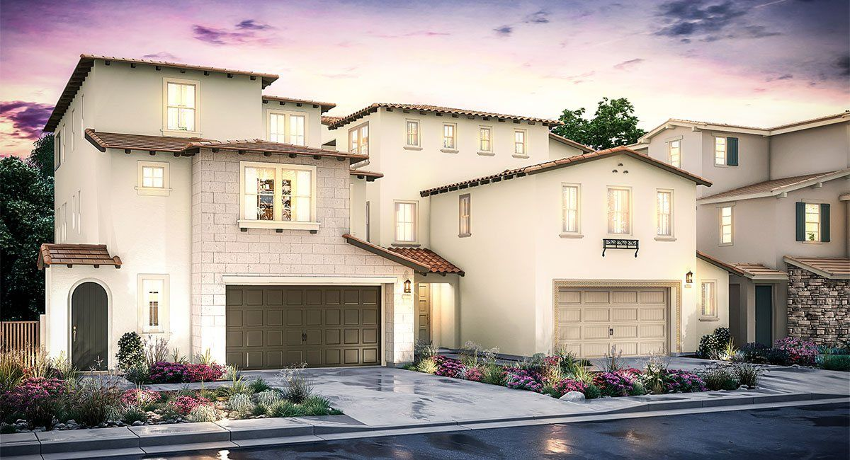 Single Family for Sale at South Pointe - Residence 2 Larkstone Dr And Dab Ct Diamond Bar, California 91789 United States