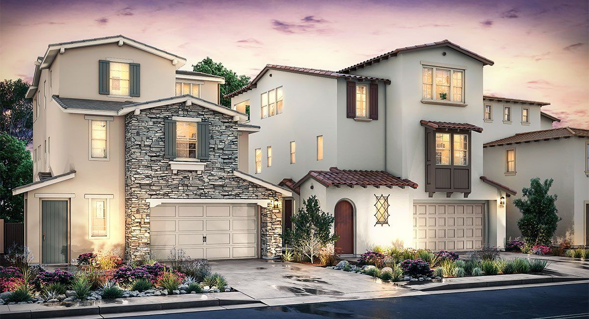 Single Family for Sale at Residence 2 1655 Golden Path Lane Diamond Bar, California 91789 United States