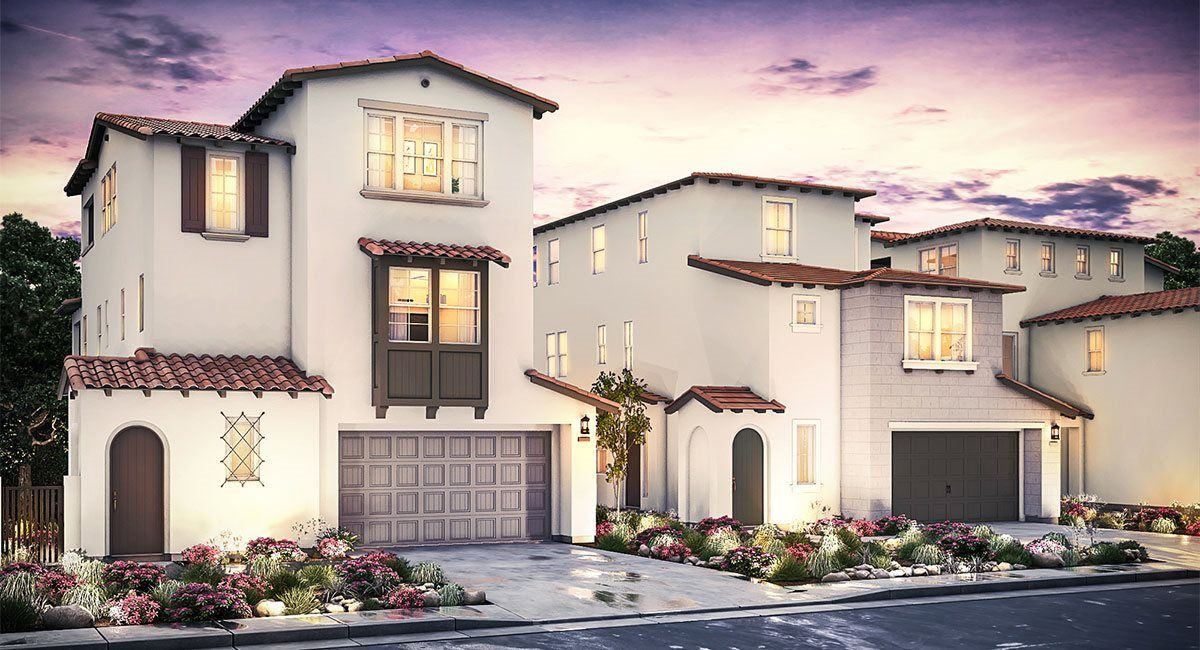 Single Family for Sale at South Pointe - Residence 3 Larkstone Dr And Dab Ct Diamond Bar, California 91789 United States