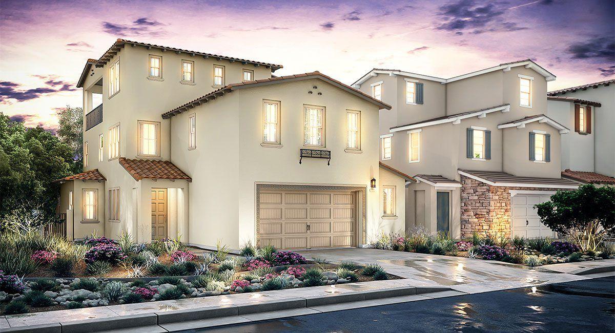 Unifamiliar por un Venta en South Pointe - Residence 4 Larkstone Dr And Dab Ct Diamond Bar, California 91789 United States