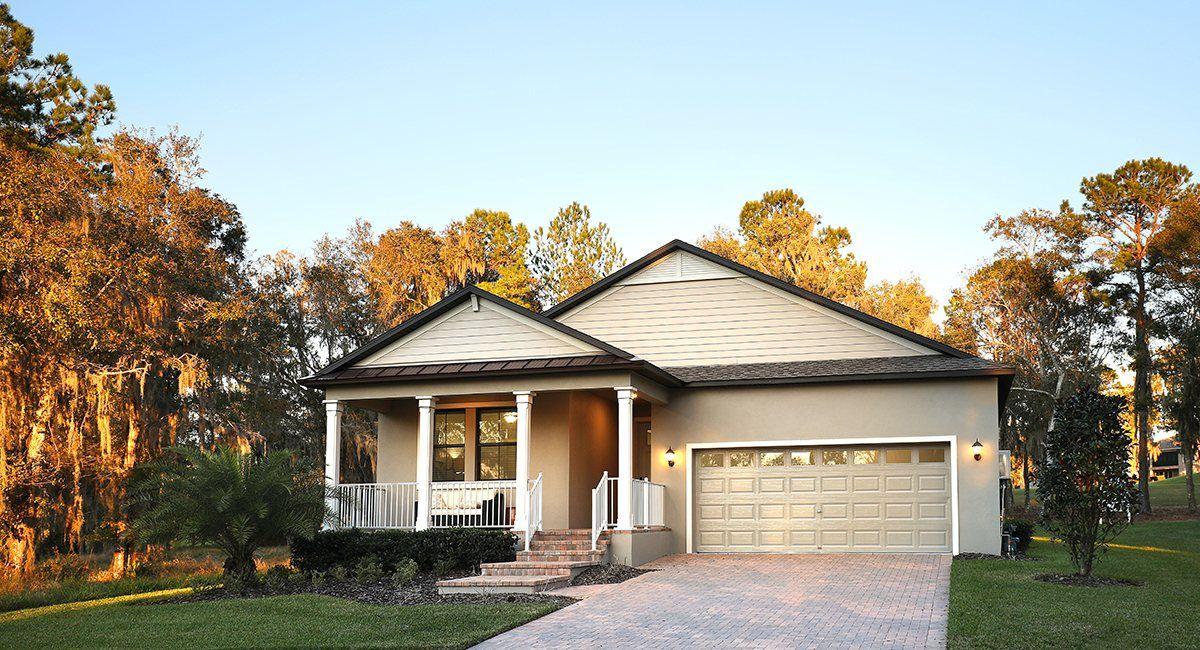 Single Family for Sale at Southern Hills Cottages - Sunburst 19850 Southern Hills Blvd. Brooksville, Florida 34601 United States