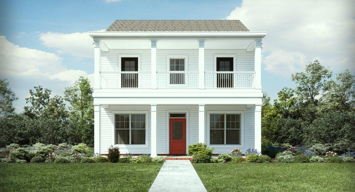 Single Family for Sale at Beau Coast: Draper Ii - Atwood Ii 525 Front Street Beaufort, North Carolina 28516 United States