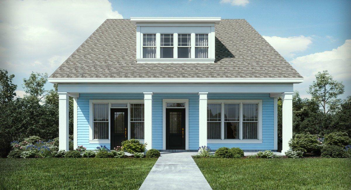 Single Family for Sale at Beau Coast: Draper Ii - Salter Ii 525 Front Street Beaufort, North Carolina 28516 United States
