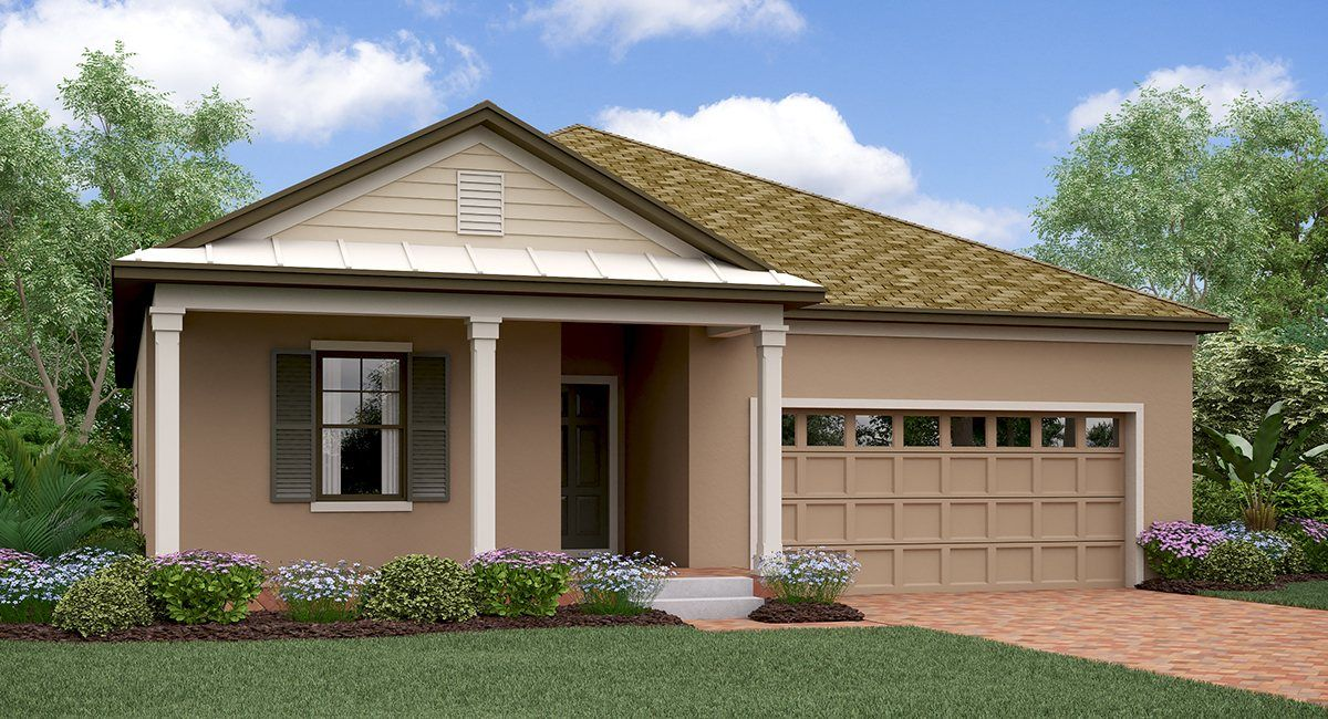 Southern hills cottages new homes in brooksville fl by lennar for Southern homes florida