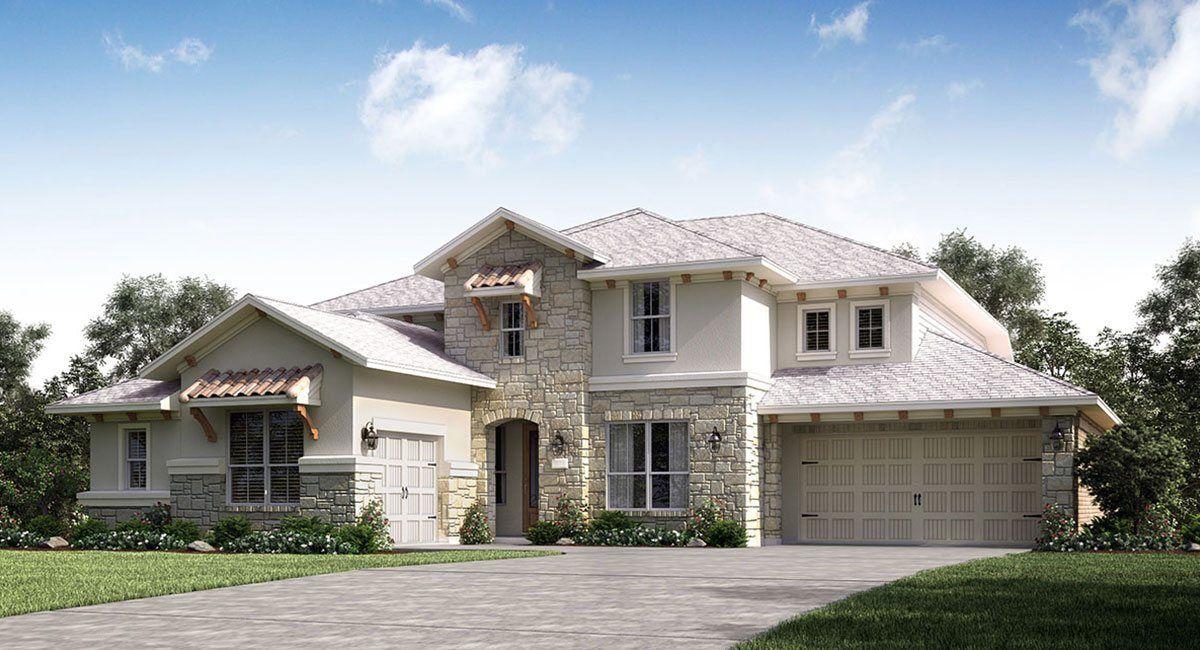 Single Family for Active at Gershwin Ii 1026 Groveton Ridge Lane Pinehurst, Texas 77362 United States