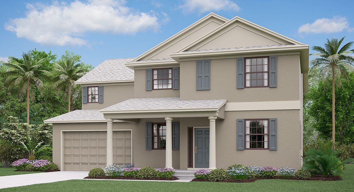 6528 paden wheel street zephyrhills fl new home for