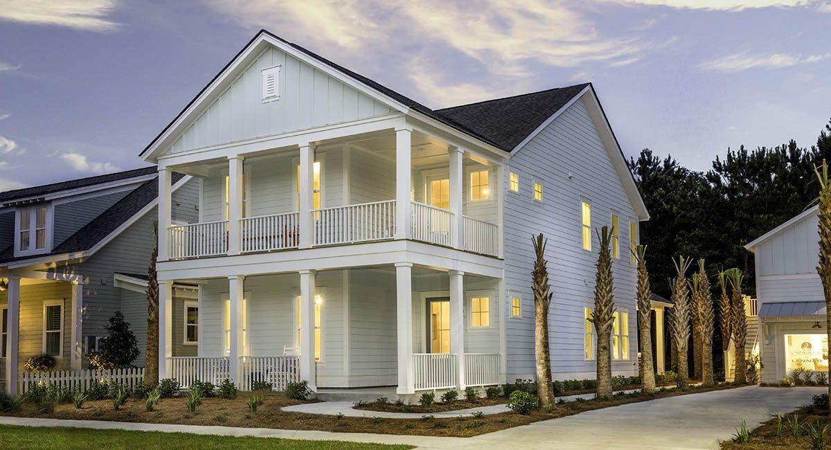 Lennar stonoview on johns island charleston row home co for Charleston row houses