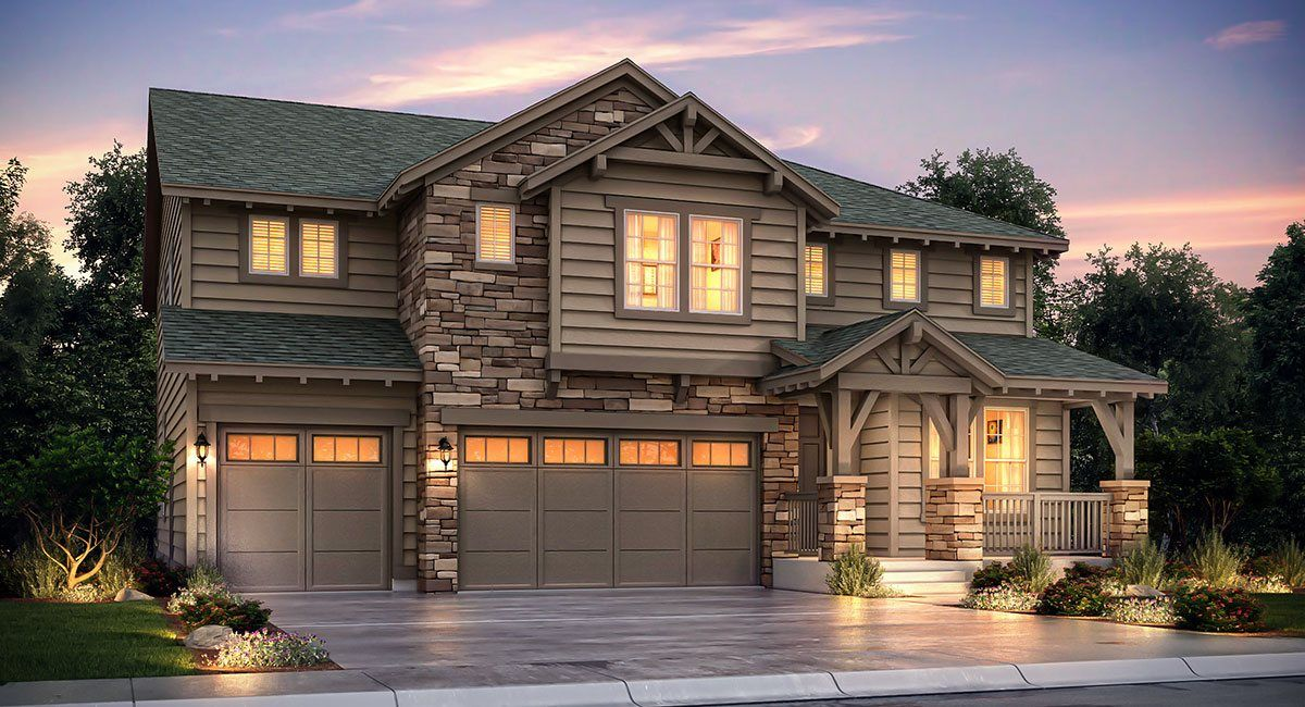Single Family for Sale at Silverleaf 9720 Taylor River Circle Littleton, Colorado 80125 United States