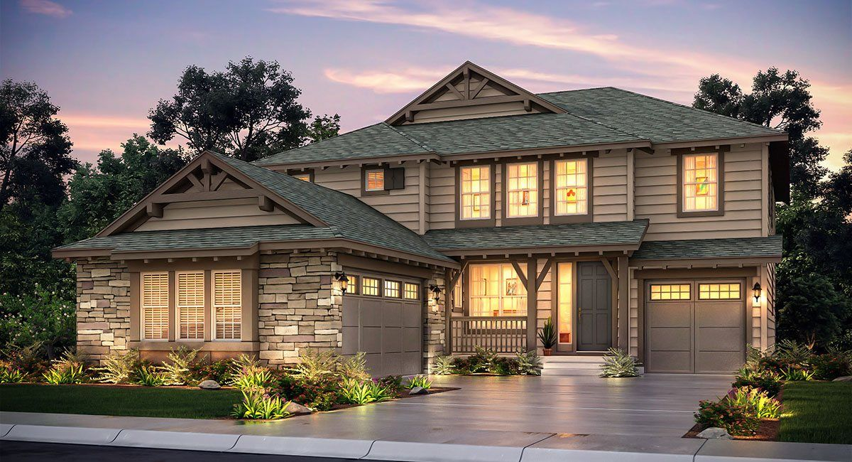 Single Family for Sale at Prescott 9766 Taylor River Circle Littleton, Colorado 80125 United States