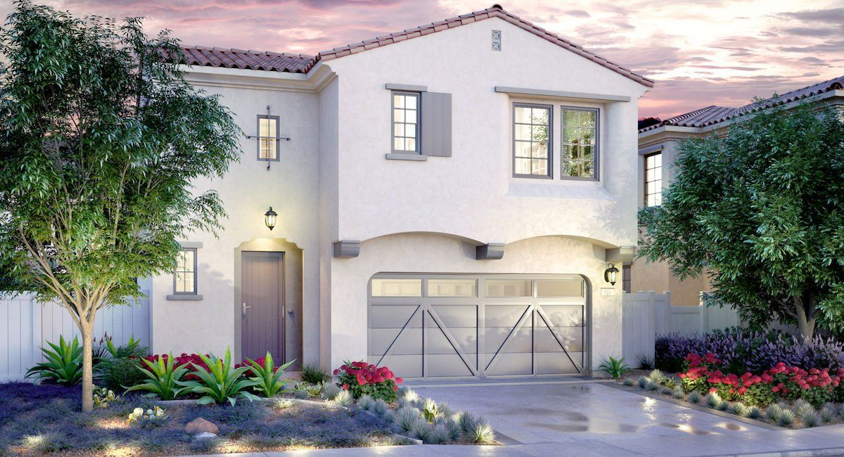 단일 거주 용 매매 에 Dalton Place - Residence 3 835 N. Kidder Ave. Covina, California 91724 United States