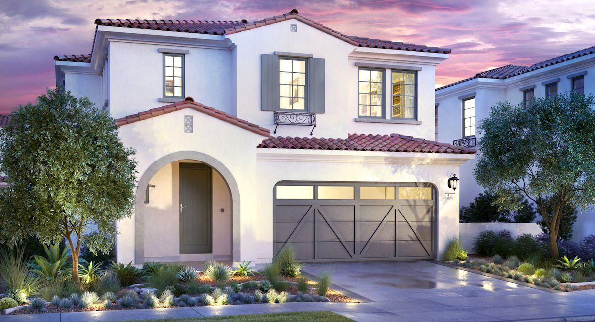 단일 거주 용 매매 에 Dalton Place - Residence 2 835 N. Kidder Ave. Covina, California 91724 United States