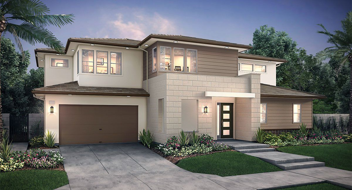 Single Family for Sale at Altair Irvine: Celestial - Residence 1 68 Einstein Way Irvine, California 92618 United States
