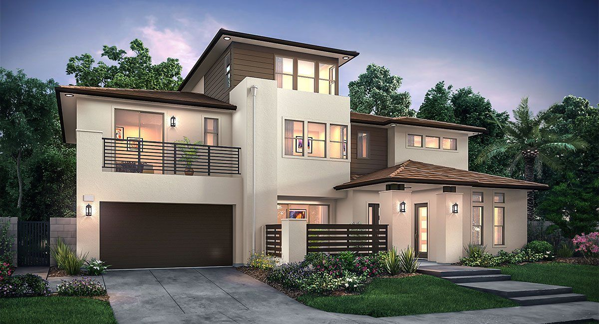 Single Family for Sale at Altair Irvine: Celestial - Residence 3 68 Einstein Way Irvine, California 92618 United States