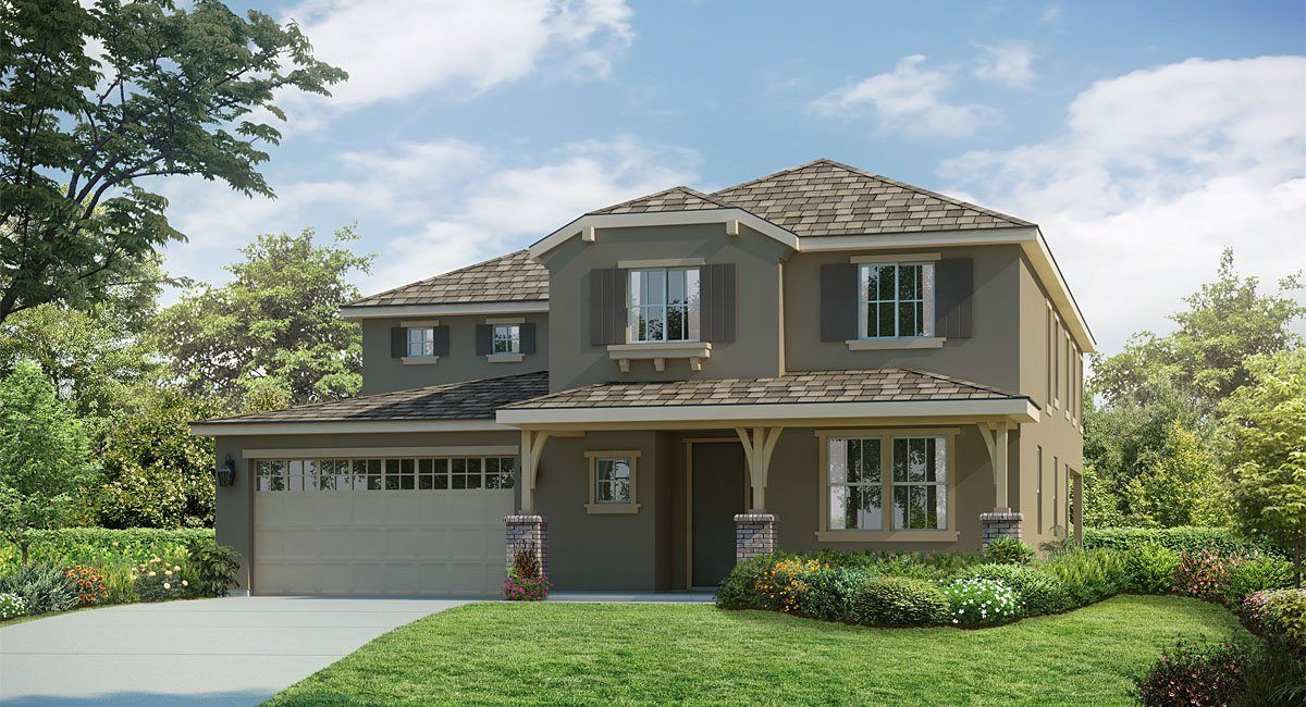 Single Family for Sale at Harvest Villages Ii - Residence Three 11836 Crossbill Way Mira Loma, California 91752 United States