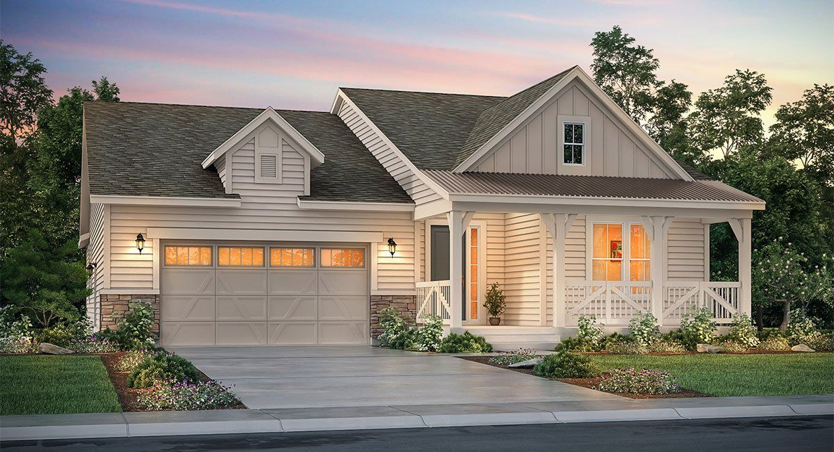 Single Family for Sale at Castle Pines Valley: The Grand Collection - Preston Sw Crnr Of I-25 & Castle Pines Castle Pines, Colorado 80108 United States