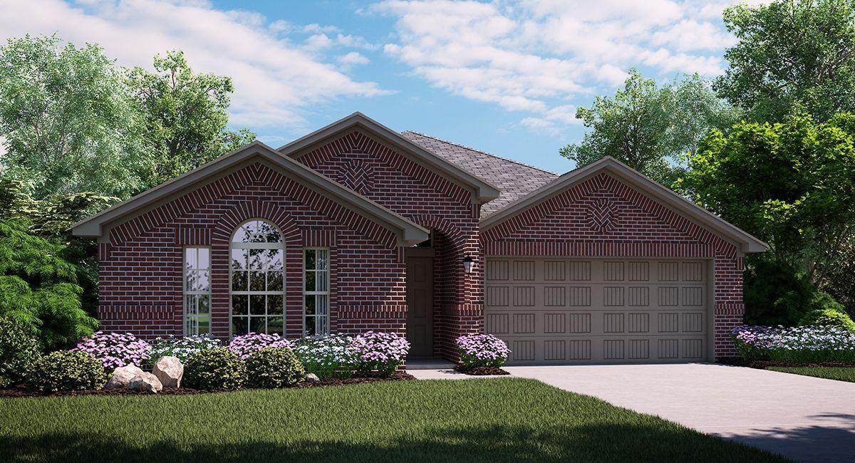 lennar sendera ranch sendera ranch springwood hawthorn 1022173 haslet tx new home for