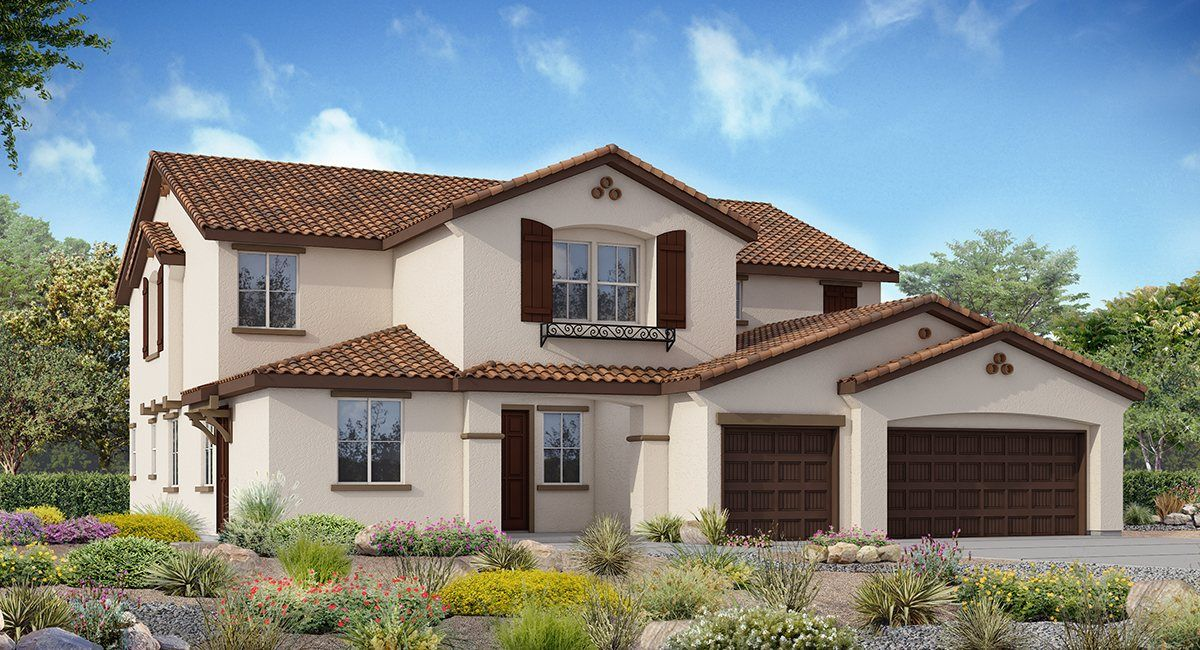 Single Family for Sale at The Woodlands: Silver Oak - 4121 Home Within A Home 276 Talbert Ave. Simi Valley, California 93065 United States