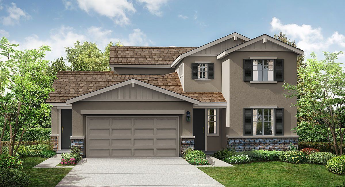 Single Family for Sale at Rosena Ranch : Chaparral - 2994 Next Gen By Lennar 4095 Grand Fir Lane San Bernardino, California 92407 United States