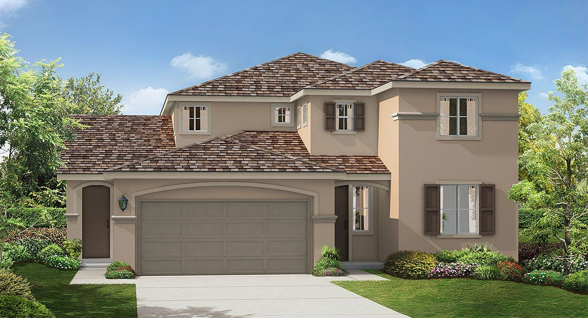 Single Family for Sale at Rosena Ranch : Chaparral - 3152 Next Gen By Lennar 4095 Grand Fir Lane San Bernardino, California 92407 United States