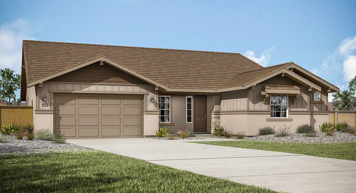 单亲家庭 为 销售 在 Viewmont At Palisades - The Rapallo 231 Rhodium Court Reno, Nevada 89521 United States