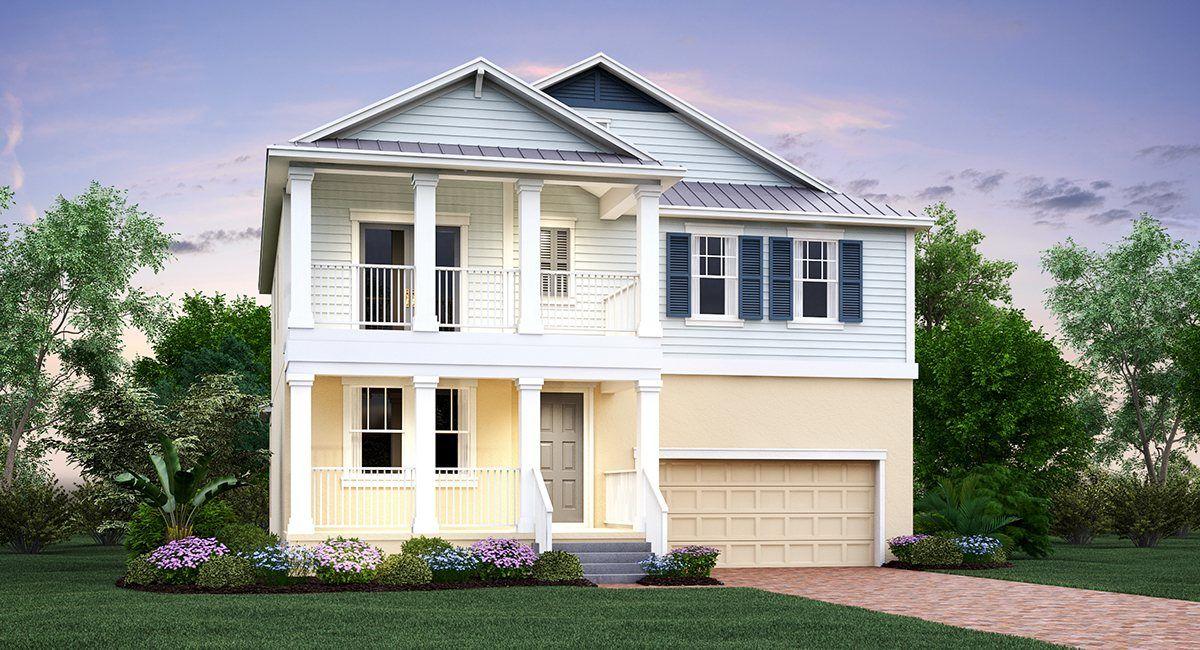 Single Family for Sale at Amelia 1022 Seagrape Drive Ruskin, Florida 33570 United States