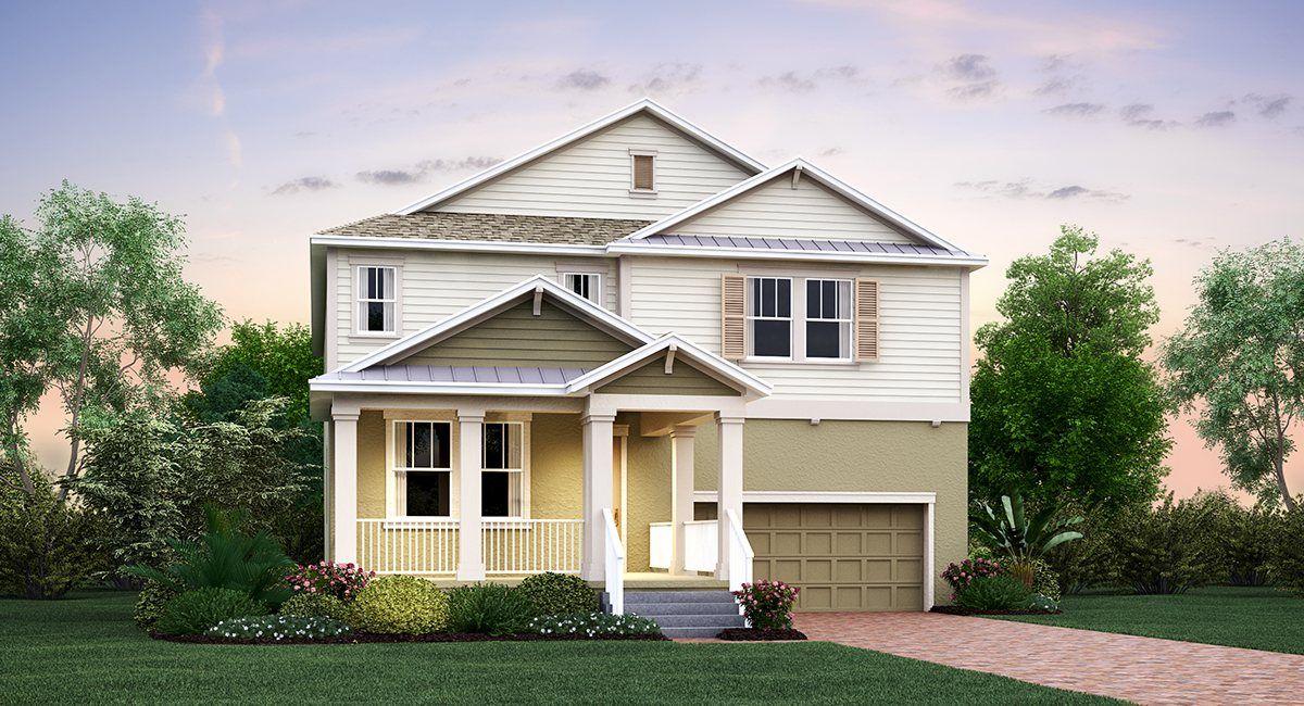 Single Family for Sale at Little Harbor: Serenity Preserve - Sanibel 926 Seagrape Drive Ruskin, Florida 33570 United States