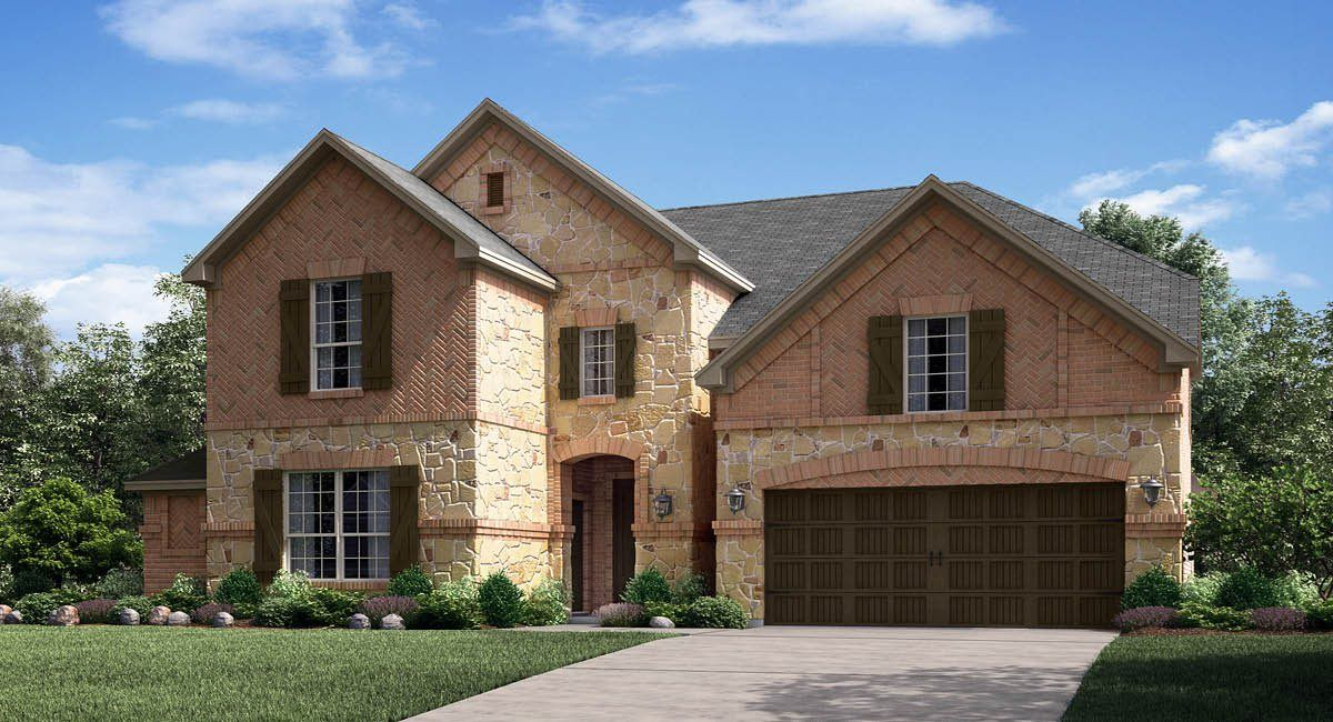 Single Family for Active at Freedom 426 Pinyon Lane Little Elm, Texas 75068 United States