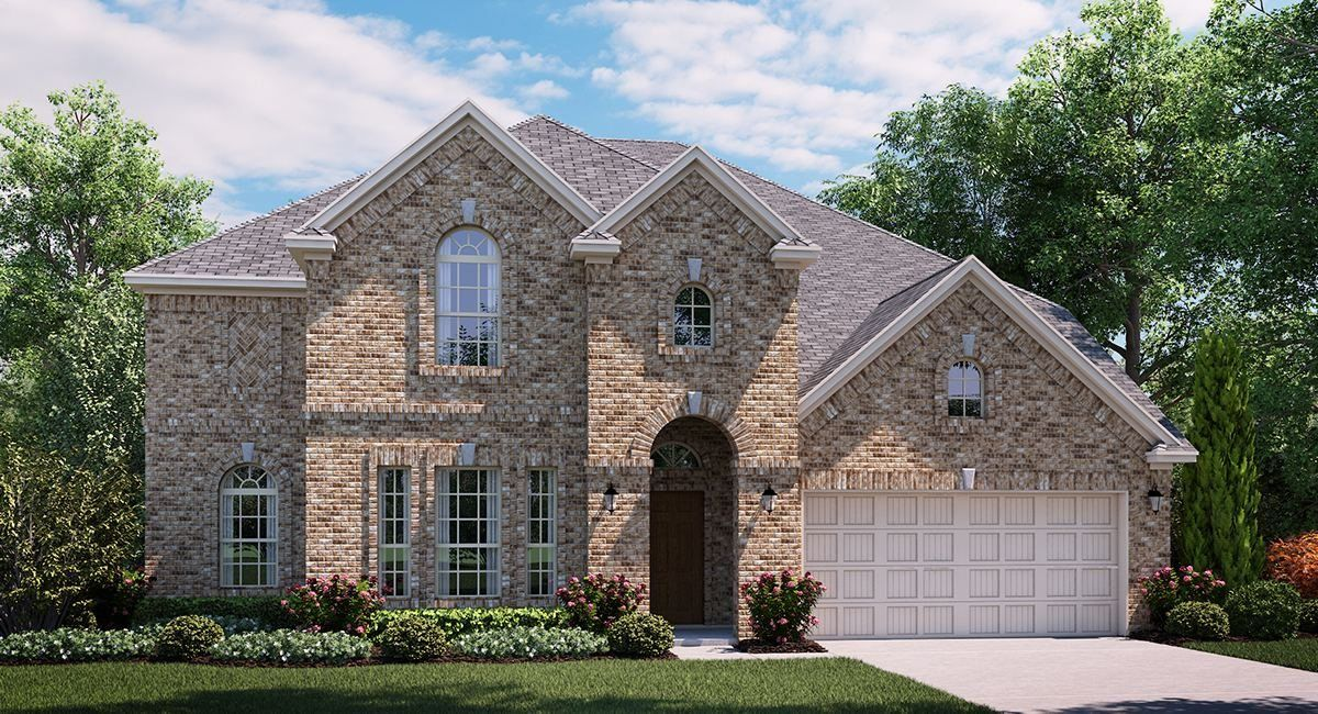 Unifamiliar por un Venta en Estates At Rockhill - Vicksburg 190 Timber Creek Lane Little Elm, Texas 75068 United States