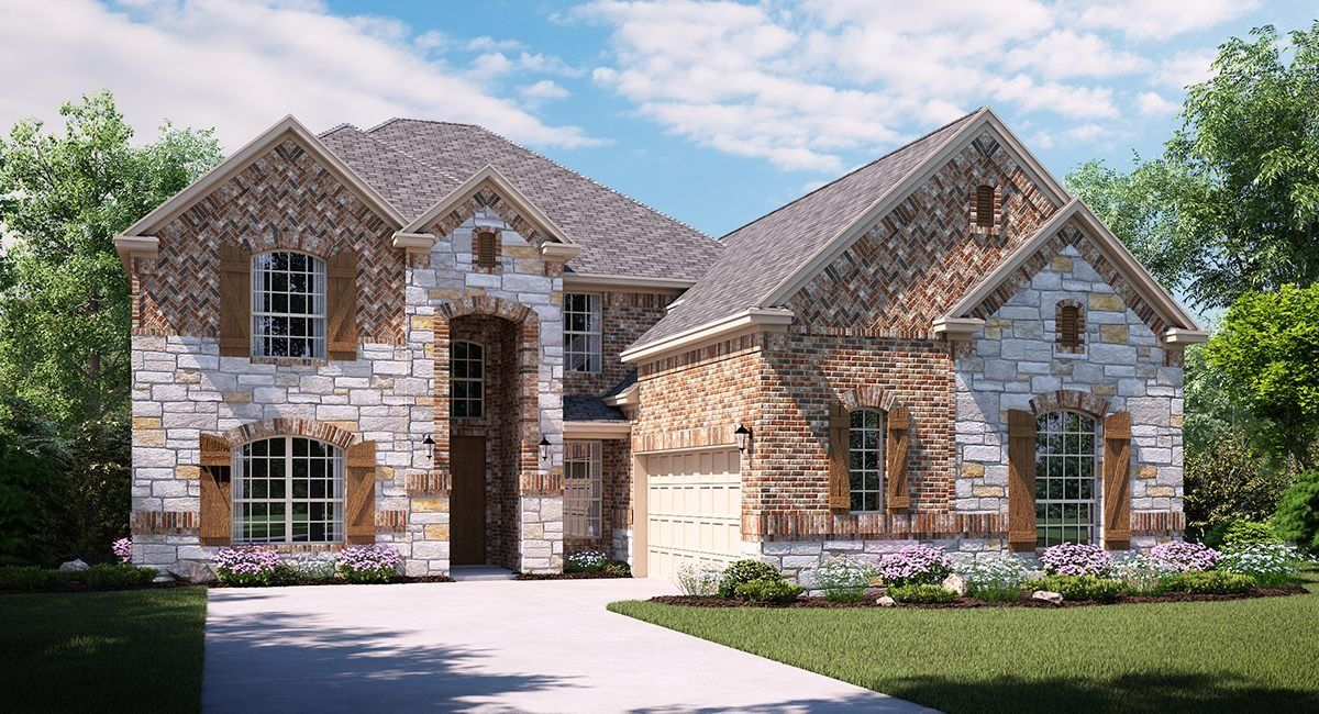 Single Family for Active at Acadia 16293 Barton Creek Lane Little Elm, Texas 75068 United States