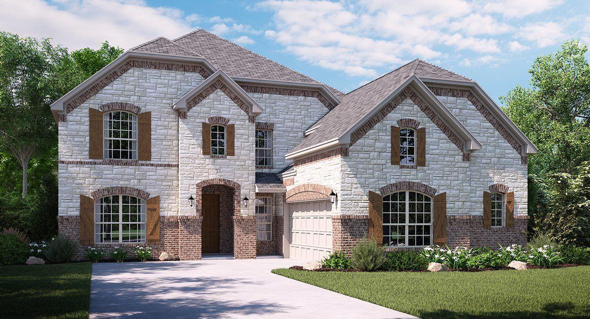 Single Family for Sale at Sedona 429 Timber Creek Lane Little Elm, Texas 75068 United States