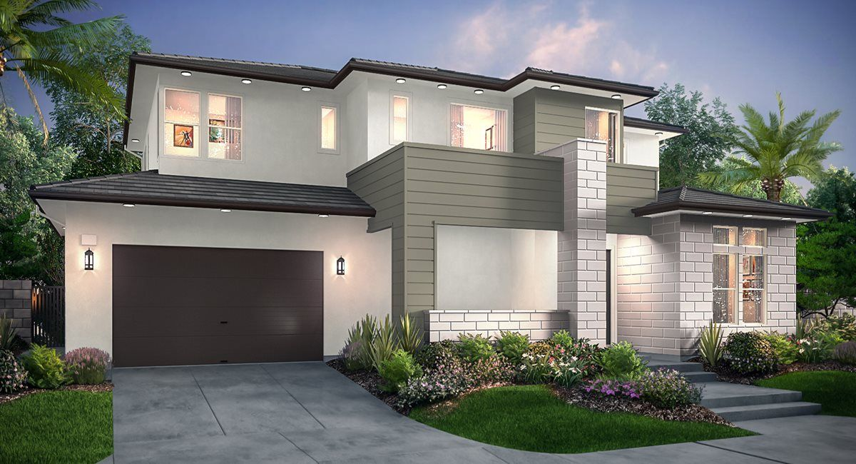 Single Family for Sale at Altair Irvine: Eclipse - Residence 2 68 Einstein Way Irvine, California 92618 United States