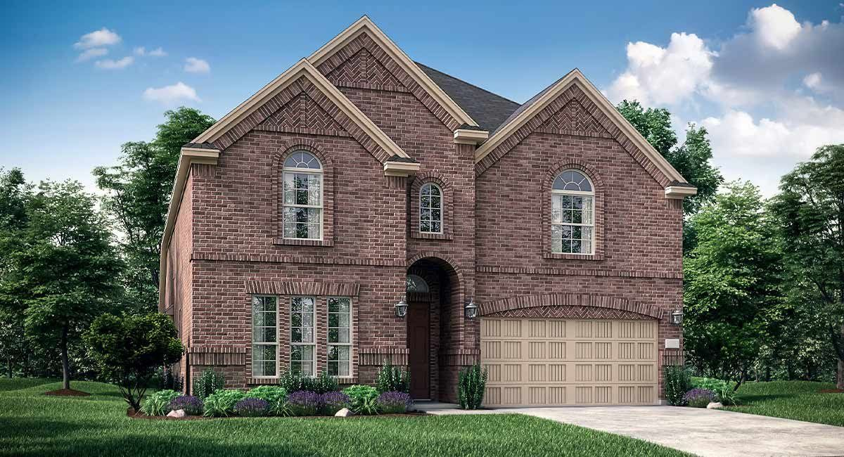 Single Family for Sale at University Place - Heritage 7946 Sunflower Lane Richardson, Texas 75080 United States