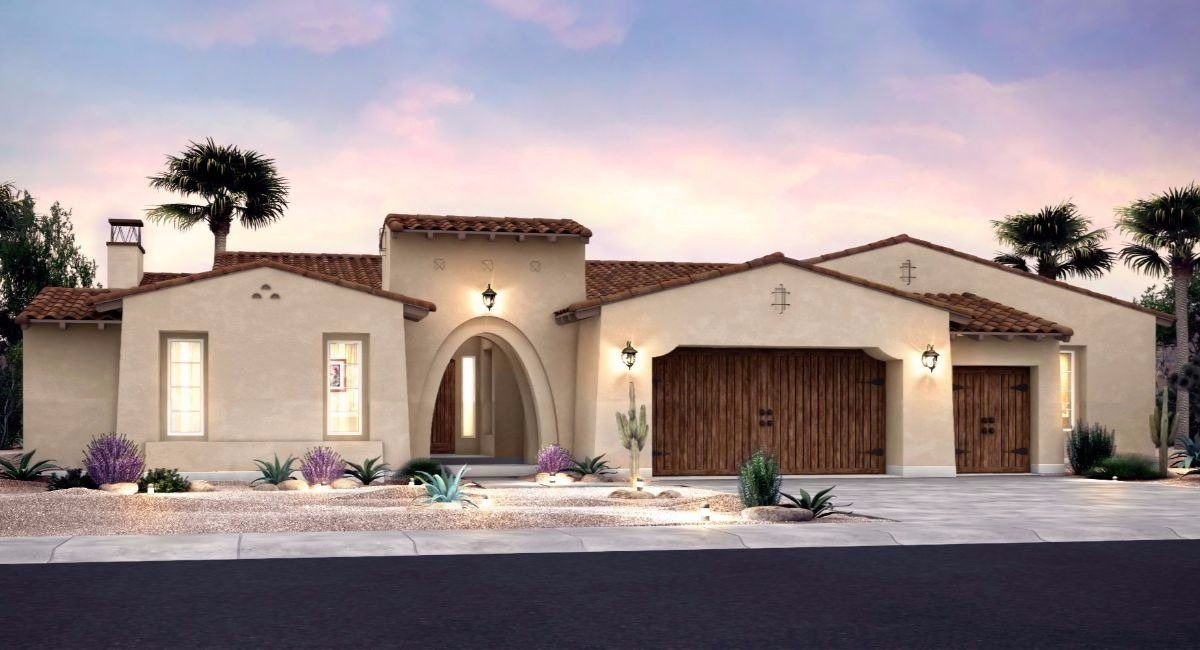Single Family for Sale at Residence Onex 81-725 Man-O-War Court La Quinta, California 92253 United States