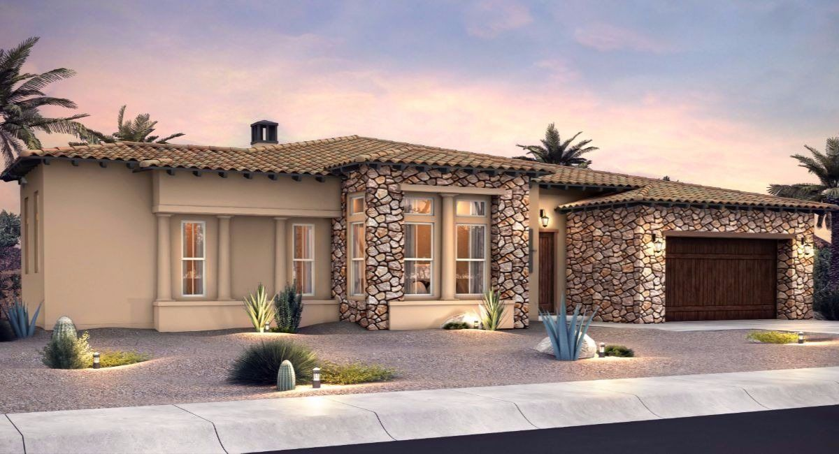 Single Family for Sale at Encore - Residence Four 81-335 Merv Griffin Way La Quinta, California 92253 United States