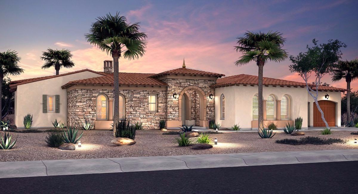 Single Family for Sale at Residence Six 81-595 Thunder Gulch Way La Quinta, California 92253 United States